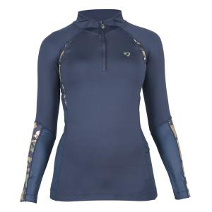 Aubrion Ladies Newbury Baselayer Navy