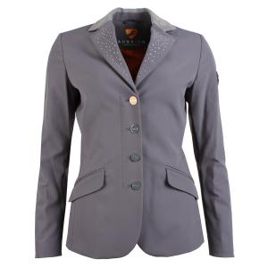 Aubrion Ladies Oaklawn Show Jacket Grey
