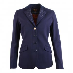 Aubrion Ladies Oaklawn Show Jacket Navy