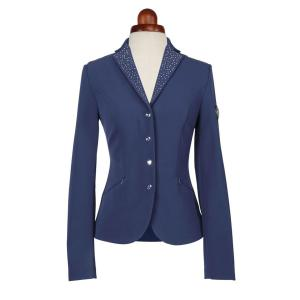 Aubrion Ladies Park Royal Show Jacket Navy