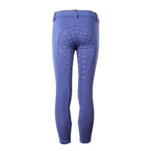 Aubrion Maids Albany Full Seat Riding Tights Blue