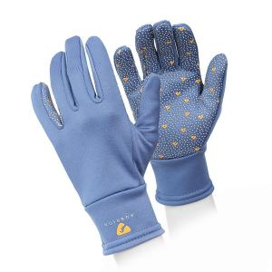 Aubrion Patterson Gloves Blue