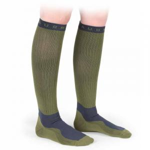 Aubrion Perivale Compression Socks Olive