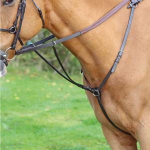 Aviemore Hunt Weight Breastplate Black