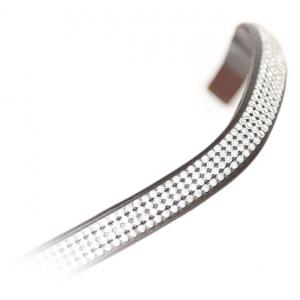 Aviemore Small Diamond Browband Havana