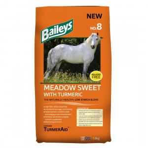 Baileys Meadow Sweet with Turmeric 15kg