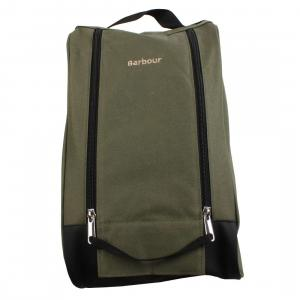 Barbour Boot Bag Green