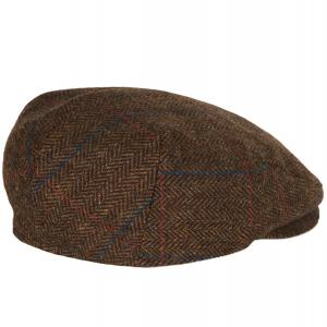 Barbour Cairn Cap Brown Check