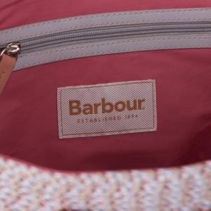 Barbour Colour Twist Tote Multi