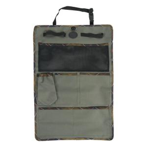 Barbour Dog Car Tidy Olive