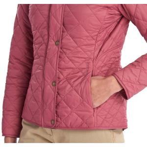 Barbour Ladies Elmsworth Quilt Tayberry