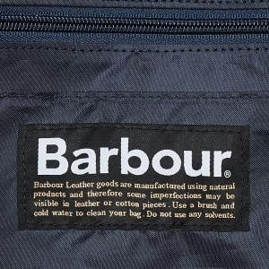 Barbour Essential Wax Holdall Navy