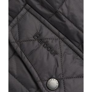 Barbour Mens Flyweight Chelsea Quilted Jacket Black