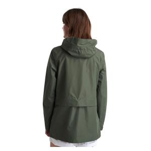 Barbour Ladies Fourwinds Jacket Moss Green