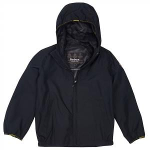 Barbour International Boys Grange Waterproof Parka Black