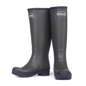 Barbour Ladies Abbey Welly Olive