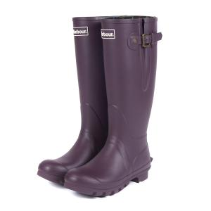 Barbour Ladies Amble Wellington Boots Juniper