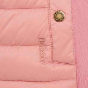 Barbour Ladies Ashridge Quilt Jacket Dusty Rose