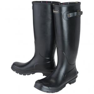 Barbour Ladies Bede Wellington Boots Black