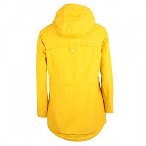 Barbour Ladies Dalgetty Jacket Yellow