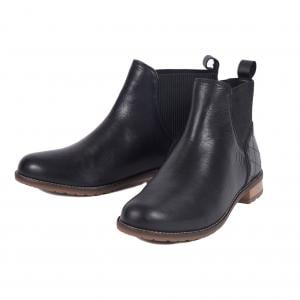 Barbour Ladies Hope Boots Black