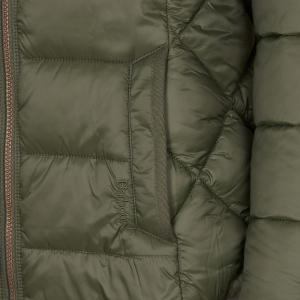 Barbour Ladies Irving Quilt Jacket Olive