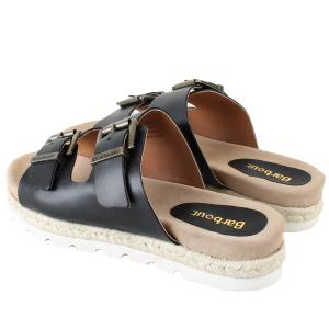 Barbour Ladies Lola Sandals Black