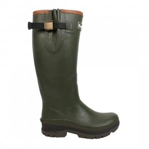 Barbour Ladies New Tempest Wellington Boots Olive