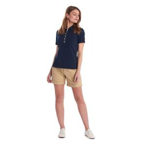 Barbour Ladies Portsdown Top Navy