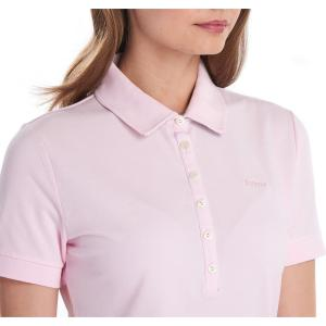 Barbour Ladies Portsdown Top Rose