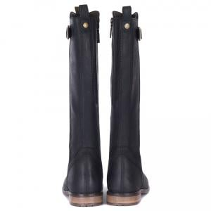 Barbour Ladies Rebecca Knee Boots Black