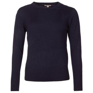 Barbour Ladies Ridley Knit Navy