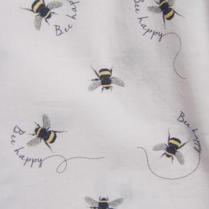 Barbour Ladies Safari Shirt Country Bee Print