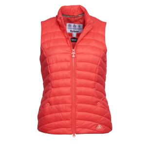Barbour Ladies Shorewood Gilet Coral