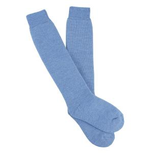 Barbour Ladies Wellington Knee Socks Blue