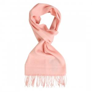 Barbour Lambswool Woven Scarf Blush Pink