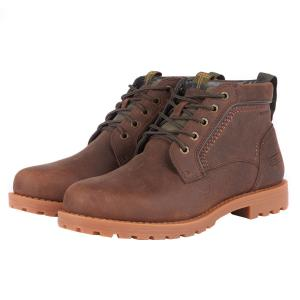 Barbour Mens Carrock Boot Dark Brown