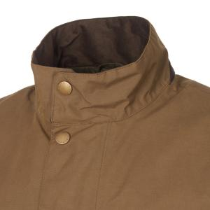Barbour Mens Chester Jacket Dark Sand