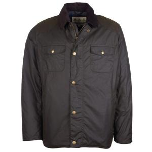 Barbour Mens Dalegarth Wax Jacket Olive