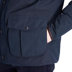 Barbour Mens Farrier Jacket Navy
