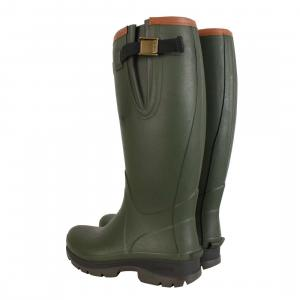 Barbour Mens New Tempest Wellington Boots Olive