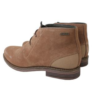 Barbour Mens Readhead Boots Sand