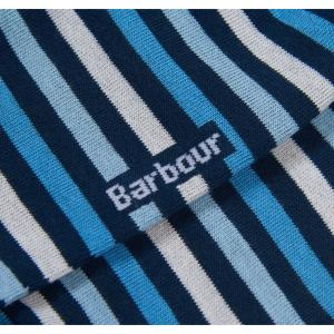 Barbour Mens Timble Socks Navy Blue