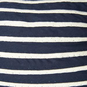Barbour Sealand Sun Hat Navy Stripe