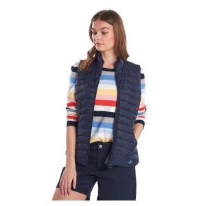 Barbour Ladies Shorewood Gilet Navy