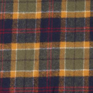 Barbour Tartan Lightweight Scarf Green/Navy/Red