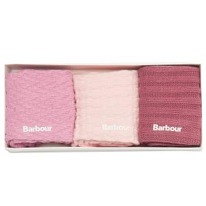 Barbour Ladies Textured Sock Gift Box Mixed