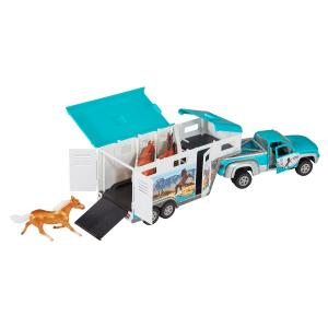 Breyer® Stablemates® Truck and Gooseneck Trailer