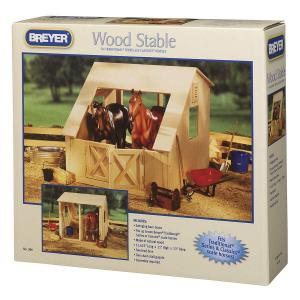Breyer® Traditional® Wood Stable