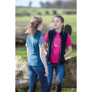 Bridleway Childs Keswick Gilet Navy